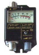 SWR / Power METER for VHF / UHF Ham Radio 120 - 500 MHz 150 Watt - Workman Model 104
