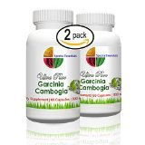 Ultra Pure Garcinia Cambogia :: Premium Weight Loss Formula :: 2 Month Supply :: Fat Burner and Appetite Suppressant :: Carb Blocker and Weight Loss Supplement :: All Natural :: Made in USA :: Money Back Guarantee