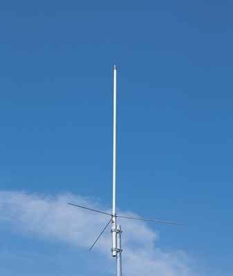 Harvest Wireless X30 V/UHF 2M/440 Dual Band Base Antenna 3.0dB (VHF)/5.5dB(UHF) (Base Uhf)