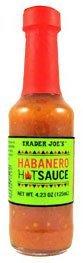 Habanero Hot Sauce - Trader Joe's Habanero Hot Sauce