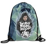 Show Time You Know Nothing Backpack Gymsack Drawstring Shoulder -