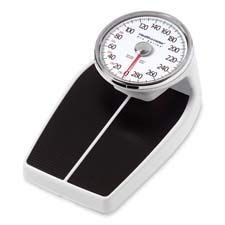 Health O Meter Large Raised Dial Scale , White - Large Raised Dial Scale