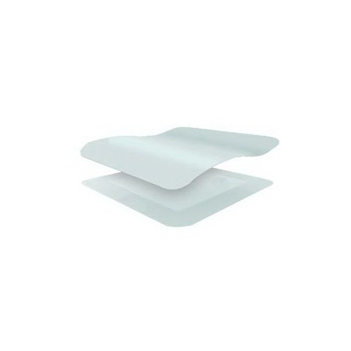 KerraLite Cool Adhesive Square Dressing with Border, 8 x 8 cm Crawford Healthcare 5060077230651