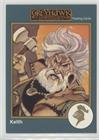 - Greyhawk Adventures - Kelth of the Iron Hills (Trading Card) 1993 TSR Advanced Dungeons & Dragons - [Base] - Gold #161