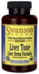Foie Tone foie Detox Formula 300 mg 120 Veg Caps
