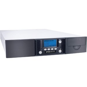 StorageLibrary T24 Tape Library - 1 x Drive/24 x Slot - LTO Ultrium 5 - 36TB (Native) / 72TB (Compressed) - Serial Attached SCSI
