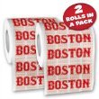 Double Header - 2 Pack of Boston Sucks Toilet Paper