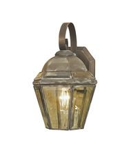 Artistic 3090-AC 1 Light Outdoor Wall Lanterns - Aged Copper