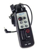 eBenk LANC Zoom Controller Remote for Tripods (Canon & Sony Cameras)