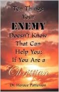 Book Ten Things Your Enemy Doesn't Know That Can Help You