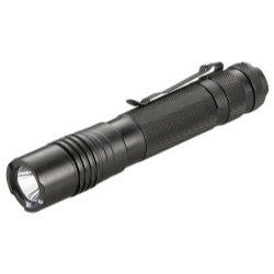 ProTac High Lumen USB Rechargeable Tactical Light With TEN-TAP Programming