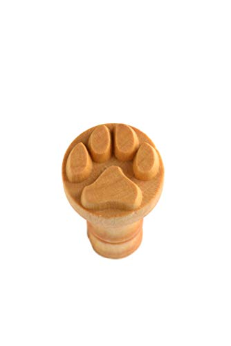 MKM Pottery Tools Stamps 4 Clay Decorative Stamp for Clay (Scm-001 Dog - Mirrors Mkm Bathroom