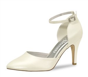 Judy Brautschuhe Ivory 36 Amazon De Schuhe Handtaschen