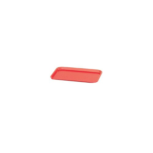 Vollrath Fast Food Tray - 14 x 18 - Red