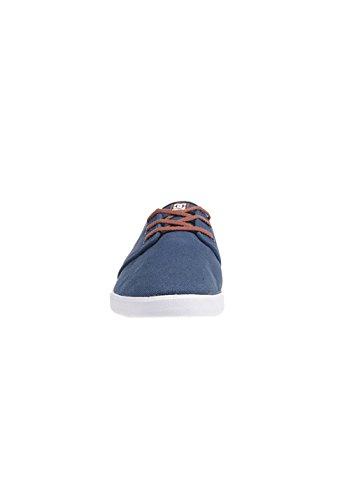 Haven Bleu Schuhe DC da Camel Skateboard Uomo Navy Herren Scarpe Shoes DC zxnwt