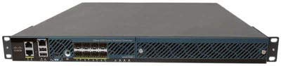Cisco 5508 Wireless Controller for High Availability - Network management device - 8 ports - Gigabit LAN - 1U - AIR-CT5508-HA-K9