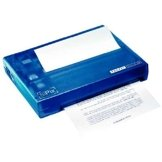 SiPix Pocket Printer A6 for PDAs (Blue)