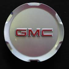 17 inch GMC Terrain SUV Factory Original oem Wheel Cover Silver Center Cap ONLY 5449 # 9597973 2010 2011 2012 - Large Center Chrome Caps