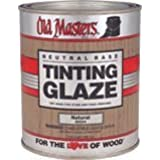 OLD MASTERS / MASTER PRODUCTS 3719 50204 QT Tinting Glaze by OLD MASTERS / MASTER PRODUCTS