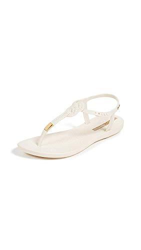 Ipanema Mara Women's Sandals, Beige/Beige (7 US)]()