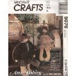 McCall's Craft Pattern 5075 Attic Babies Dolls and Clothes by Marty Maschino ()