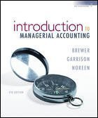Introduction to Managerial Accounting, 4th. Edition. Includes Howework Manager Access Card. Isbn:9780-0-07-7237703-7. ebook