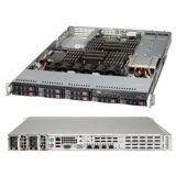 Supermicro SuperServer 1027R-WRFT+ Barebone System - 1U Rack-mountable - Intel C606 Chipset - Socket R LGA-2011 - 2 x Total SYS-1027R-WRFT+