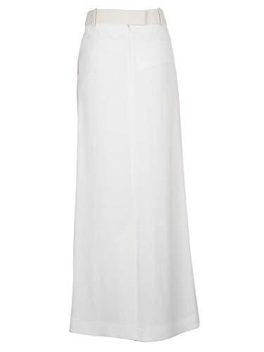 Beckham Jupe Victoria Femme Laine Blanc SKFLR3411IVORY BqdxRST