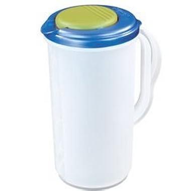 Sterilite Pitcher (Blue-Green / 2 Qt.-1.9L)