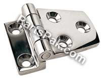 Stainless Steel Sea Line Dog (Sea Dog Line Stainless Steel Offset Hinge (PR))