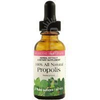 Propolis Single (Propolis Single Strength Extract Eclectic Institute 2 oz Liquid by Eclectic Institute)