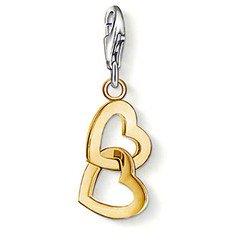 Thomas Sabo Heart Charm, Sterling Silver