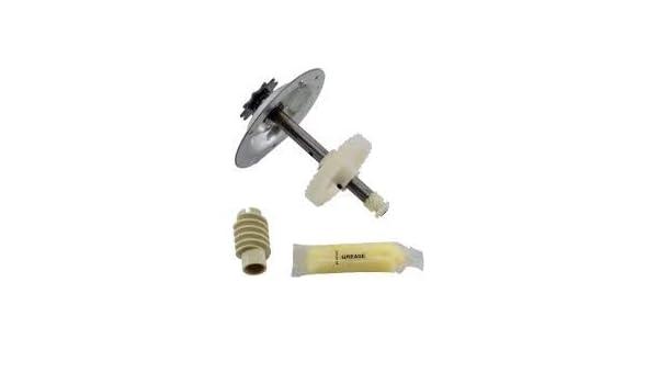 LiftMaster 41A5585 Gear and Sprocket Kit Chamberlain Craftsman Garage Door Open