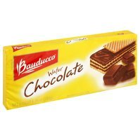 Bauducco Cookie Wafer Chocolate S F 4.23 oz. (Pack of 24)