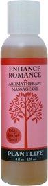 Améliorer Aromathérapie Massage Romance huile 4 oz