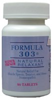Formula Relieve Natural Relaxant Tablets product image
