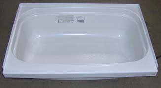 Bath Duo - Duo-Form B243650121 Right Handed Drain Bath Tub
