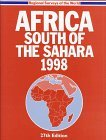 img - for Africa South Of Sahara 1998 (Europa's Regional Surveys of the World) by Gale Group (1997-10-01) book / textbook / text book