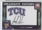 Andrew Cashner #154/250 (Baseball Card) 2008 Donruss Elite Extra Edition - Collegiate Patches #CP-13
