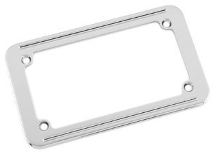 Bikers Choice License Plate - Biker's Choice License Plate Frame - Small Twin Line