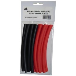 SG Tool Aid 23220 Shrink Tubes 0.13 in. Double Wall Adhesive