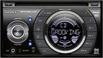 Brand NEW Sony Xplod Wx-gt77ui Double Din In-dash Car Cd/mp3/hd Radio/sirius Am/fm Radio/usb Receiver w/ 52x4 Watt Amp, Front Aux Input and Built in Ipod Interface