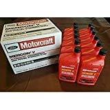 - Motorcraft XT5QMC Mercon V Automatic Transmission Fluid - Case of 12 by Motorcraft