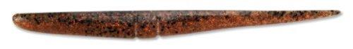 Lunker Slug-Go Anzuelo, 10por bolsa, Texas Chili, 15.24 cm