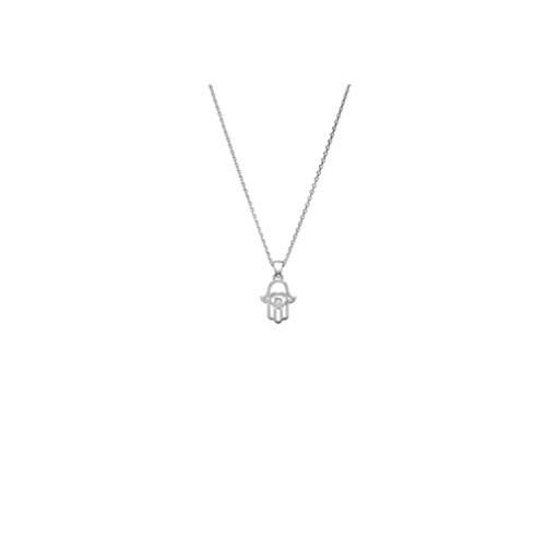 ARMS PENDANT 18K WHITE GOLD AND DIAMOND 797864-1001 (Chopard Diamond Necklace)