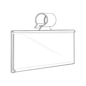 Label Plastic Clear Cover Holder (Plastic Label Holders)