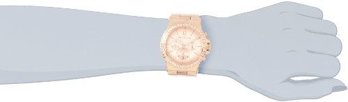 Amazon.com: Michael Kors Womens MK5412 Dylan Rose-Tone Watch: Michael Kors: Watches