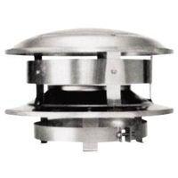 Selkirk 8T-CT 8'' Stainless Steel Round Top by Selkirk