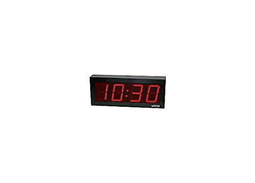 Valcom 4.0 Inch, 4 Digit Clock Display VIP-D440A