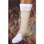 Scott Specialties Double-strap Ankle Support Large – Each